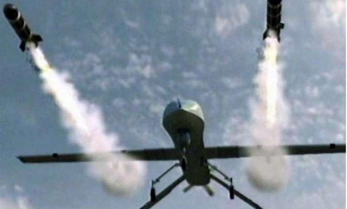 four killed in us drone strike in pakistan