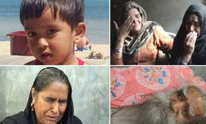 indian toddler s death parents view body for first time
