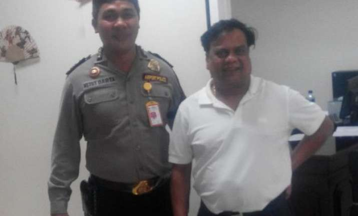 first look carefree smiling underworld don chhota rajan