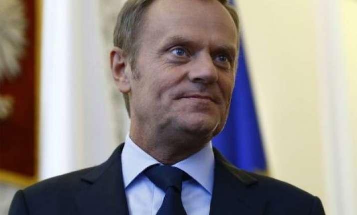 polish pm elected european council president