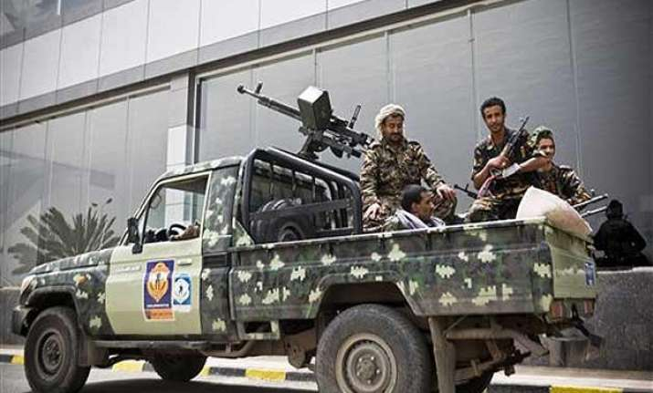 yemen s president calls shiite rebels stooges of iran