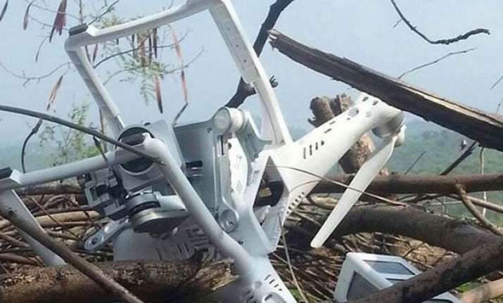 drone shot down by pakistan made in china chinese state