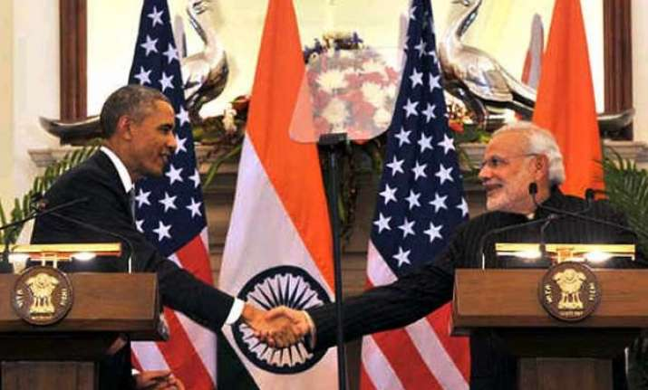 obama welcomes modi s assurance of equal respect to all