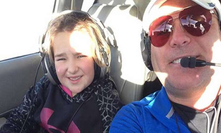 7 year old girl is sole survivor of airplane crash