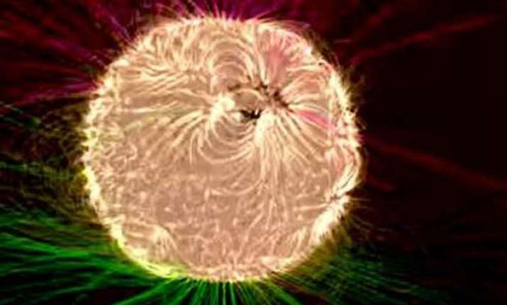 nasa video to help see sun s magnetic field