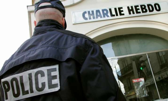 charlie hebdo shows courage will come out next week