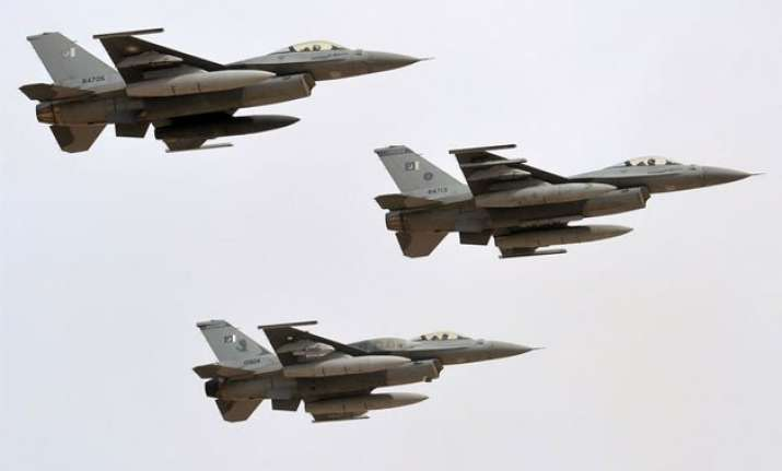 f 16 deal with pakistan should not concern india us