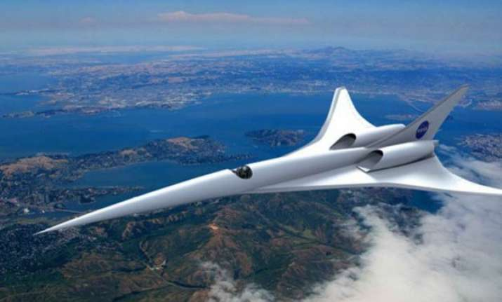 supersonic jet could fly from new york to london in 3 hours