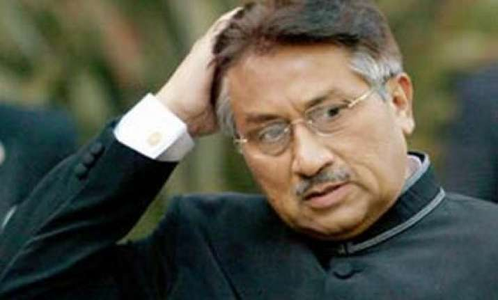 musharraf returns to active politics says sorry for mistakes
