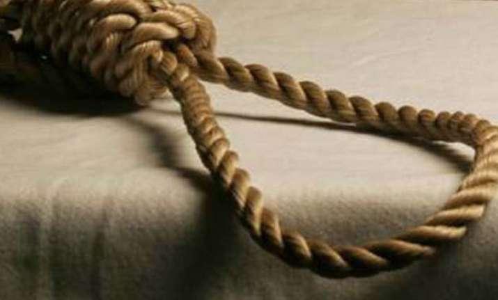 former pakistani air force man hanged