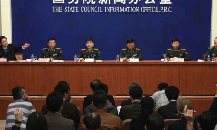 china rolls out military roadmap of active defence strategy