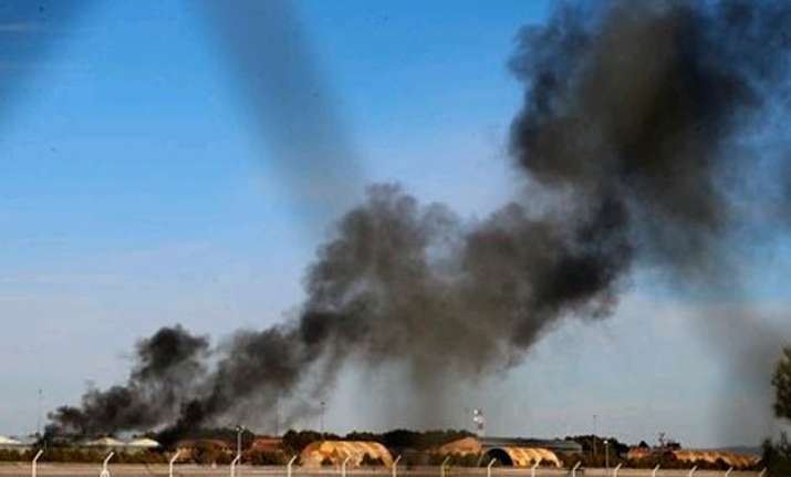spain death count rises to 11 in military jet crash at base