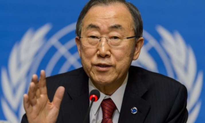 un asks india pak to resolve their issues through dialogue