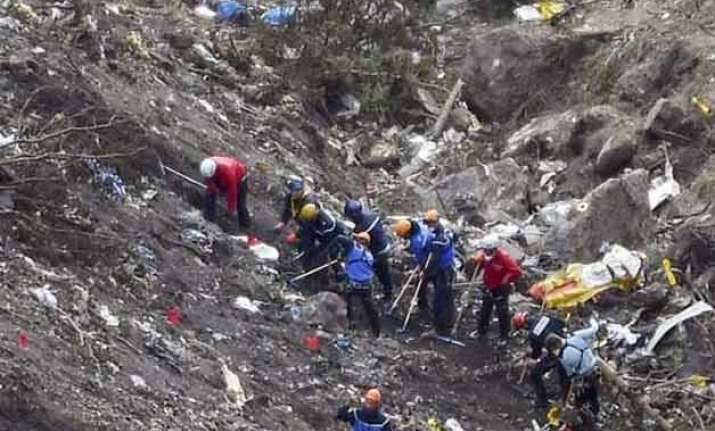 germanwings crash families of the victims hold out for