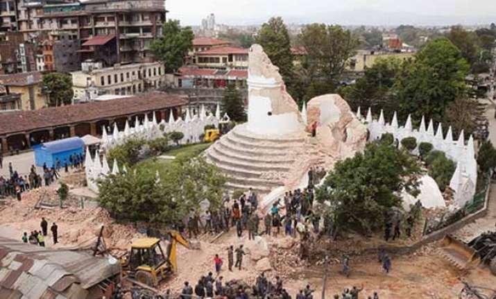 nepal earthquake 5 major losses to nepal s historic
