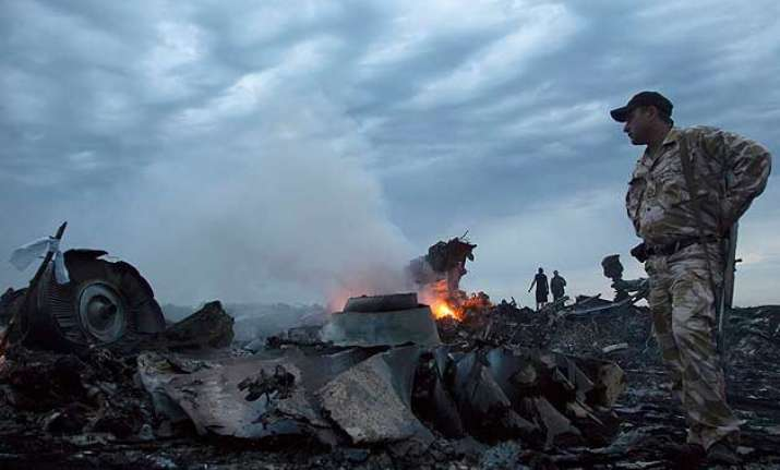 possible buk missile parts found at mh17 site
