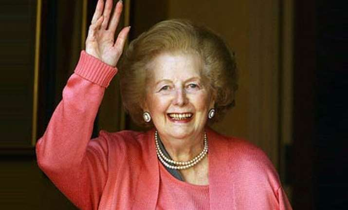 margaret thatcher named most influential woman in the world