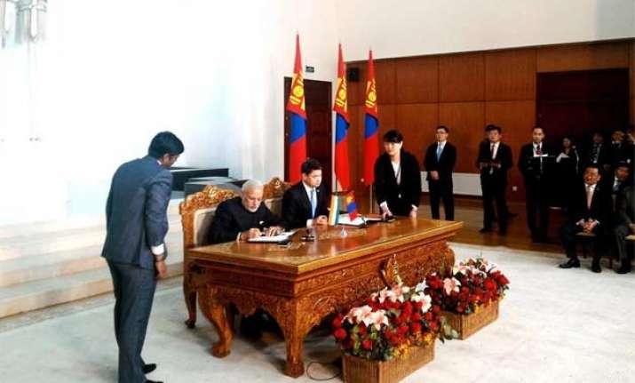 india mongolia slam double standards on combating terrorism