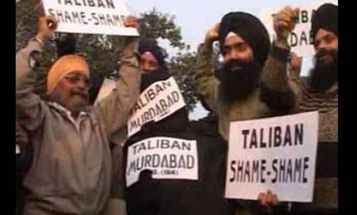 two sikhs rescued from taliban captivity in pakistan