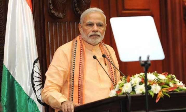 pm modi seeks a life of peace dignity for tamils in sri
