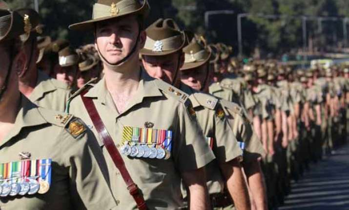 australia marks completion of military operation in
