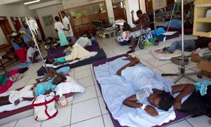 deaths hit 330 as haiti fights to halt cholera outbreak