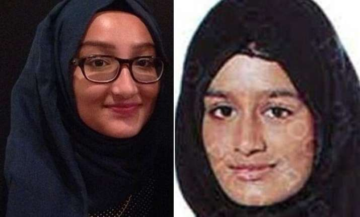 jihadi brides three british schoolgirls fly to join isis