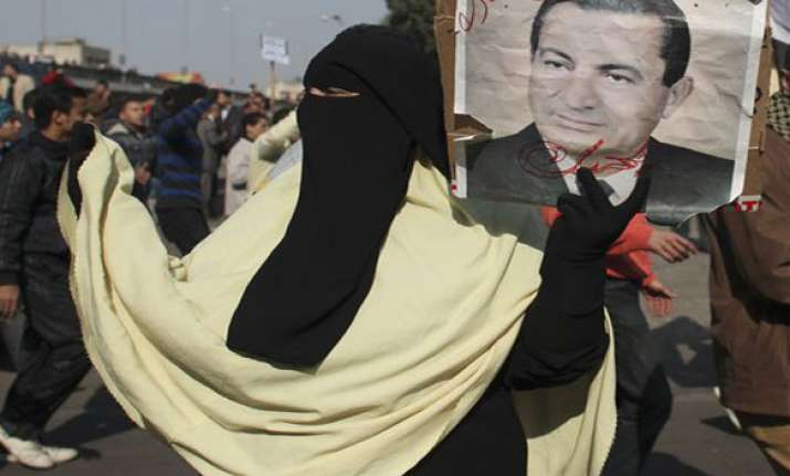 mubarak says will not run for another term