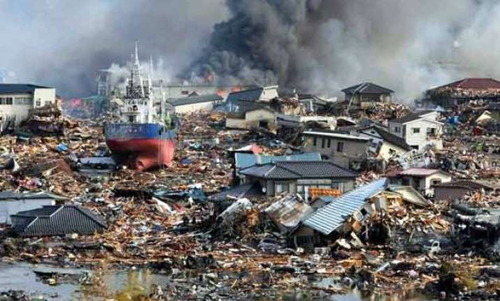 japan tsunami spurred global warming ozone loss