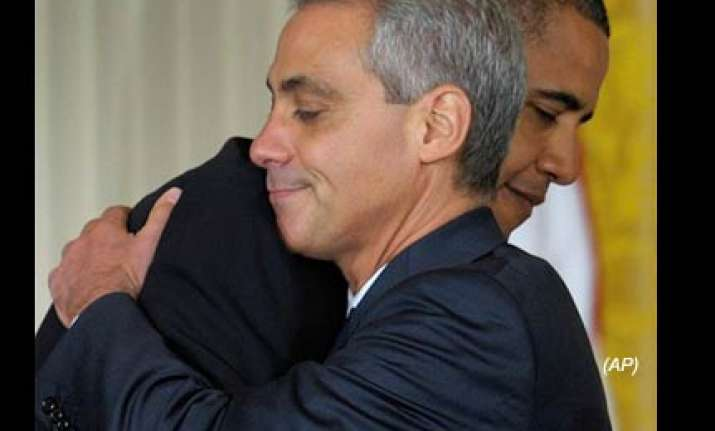 obama names new chief of staff emanuel quits