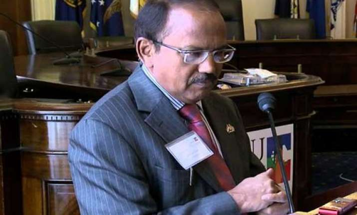 ajit doval to visit china to firm up xi jinping s trip to