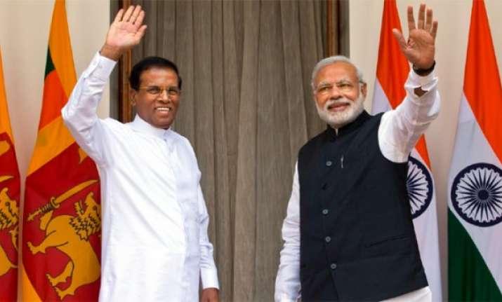 india sri lanka sign four agreements during pm modi s visit