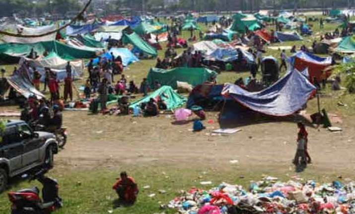 reconstruction key to next stage of nepal recovery un