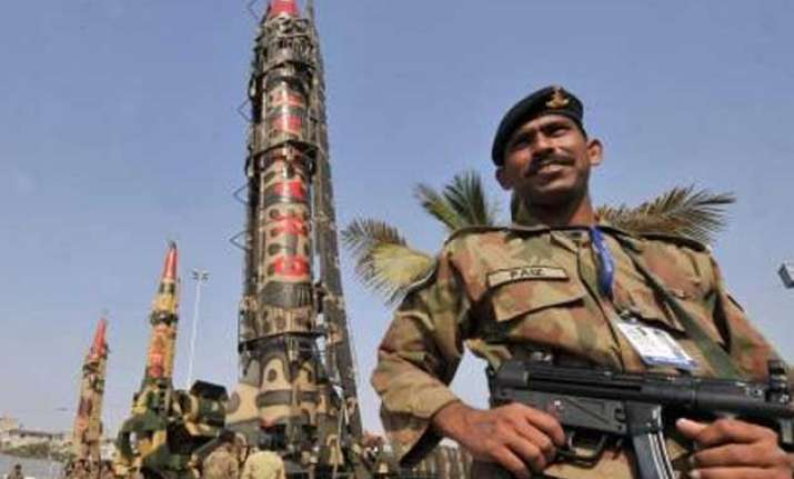 pak s nuclear programme prone to security risks report
