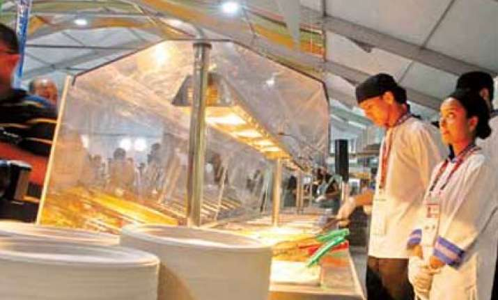 kitchen equipment flown in from london at rs 7.5 crore