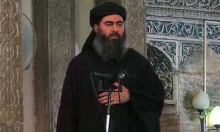 iraqi air force claims hit on is leader al baghdadi