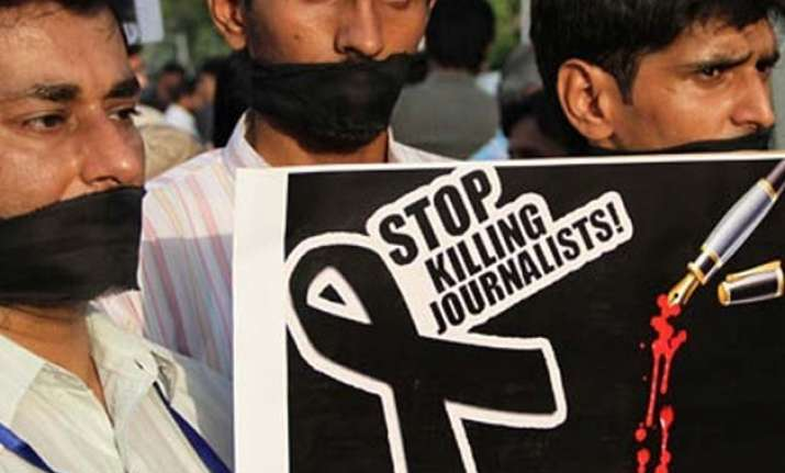 pakistan a dangerous place for media persons daily