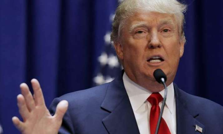 donald trump steals the show by skipping republican debate