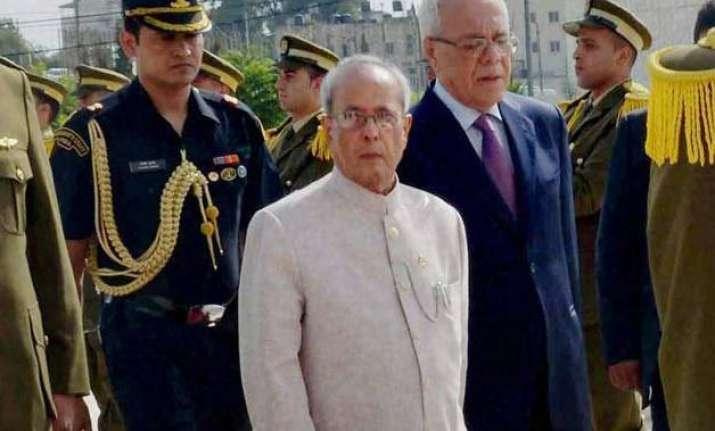president pranab mukherjee moots 3 pillar framework to