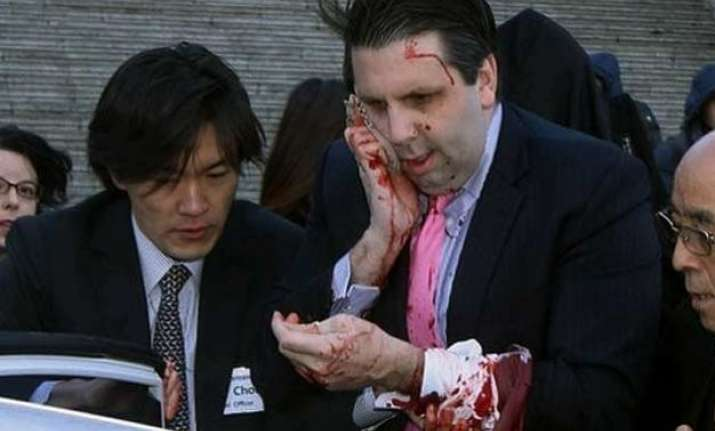 us ambassador to south korea assaulted in seoul us