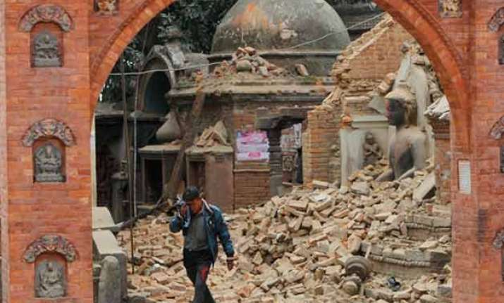 nepaldevastated live death toll could reach 10000 says pm
