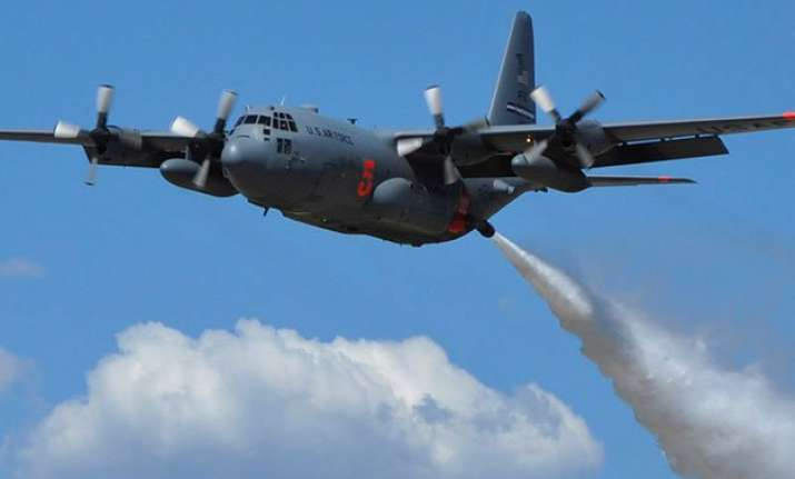 11 killed in us c 130 plane crash in afghanistan