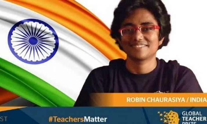 global teacher prize 2016 stephen hawking announces mumbai