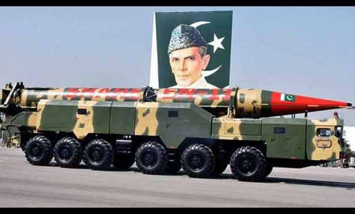 around 130 pak nuclear warheads aimed at deterring india