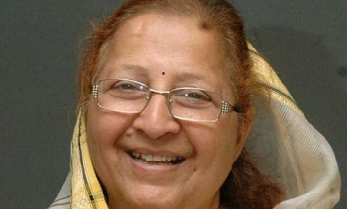 people should help end gender bias sumitra mahajan