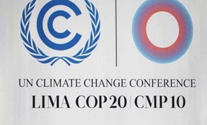 un climate talks extended as negotiators fail to break