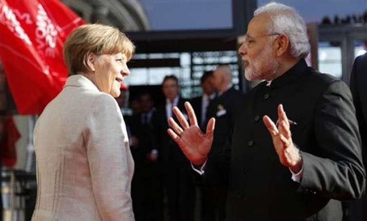 pm to hold talks with merkel in berlin tomorrow
