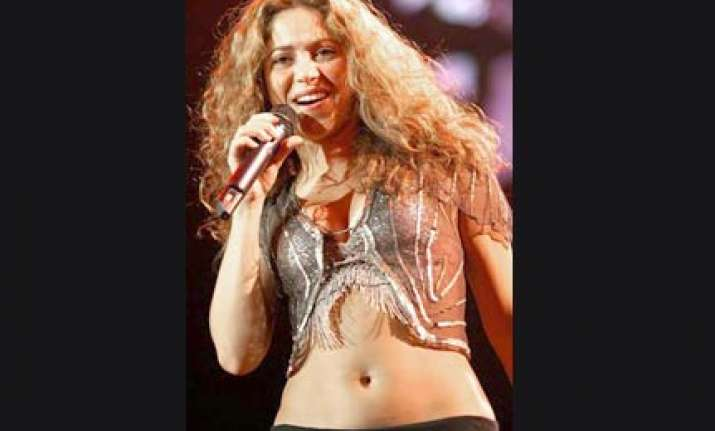 shakira to usher in world cup soccer opening