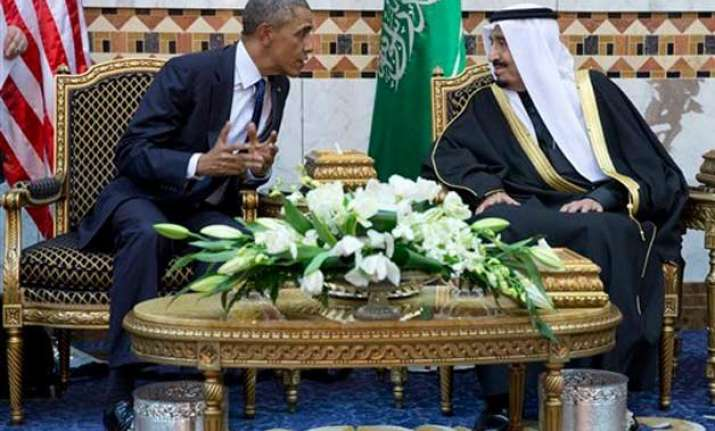 obama defends us ties as he pays respects in saudi arabia