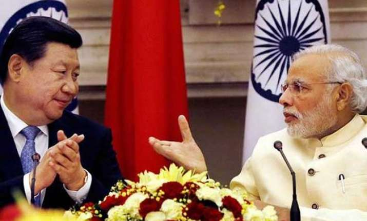 india china should devise code of conduct for boundary issue